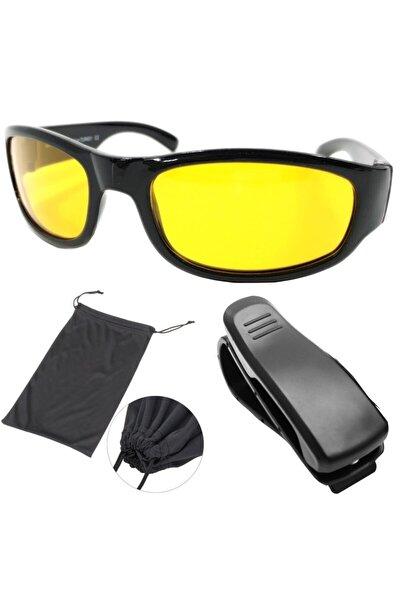 Gece Sürüş ve Sis Gözlüğü + Gözlük Tutucu Hediyeli 422253