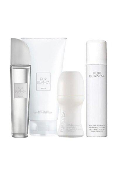 Pur Blanca Edt 4'lü Kadın Parfüm Seti 8681298982906
