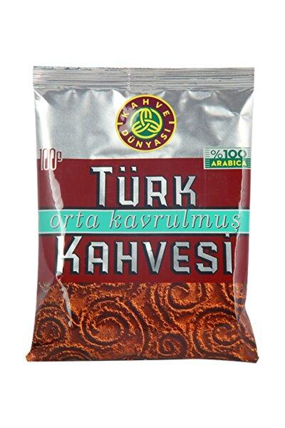 Orta Kavrulmuş Türk Kahvesi 100 gr