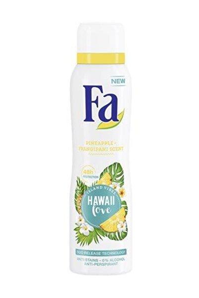 Hawaii Love Deodorant Sprey 150 ml