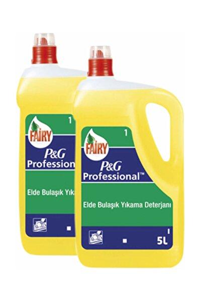 Sıvı Bulaşık Deterjanı 5000 ml (P&G Professional) x 2  7777777174323