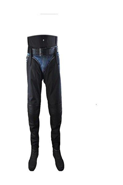 Motosiklet Rüzgar Yağmur Koruyucu Dizlik Yarım Pantolon