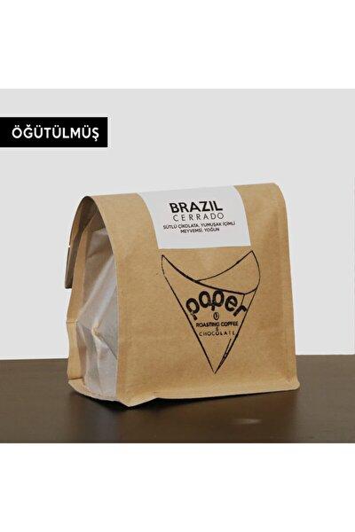 BRAZIL CERRADO - 250gr  Öğütülmüş Filtre Kahve