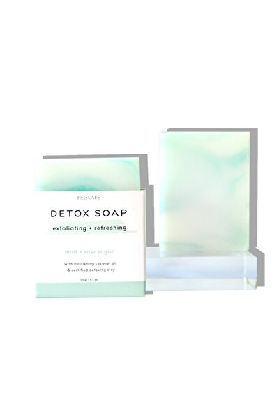 MINT Exfoliating Soap Bar