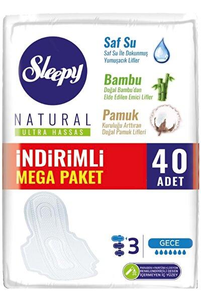 Ped Natural Mega Gece İç Adet 40 Tekli Pk