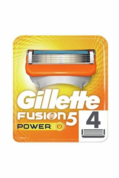 Fusion Power Yedek Tıraş Bıçağı 4'lü