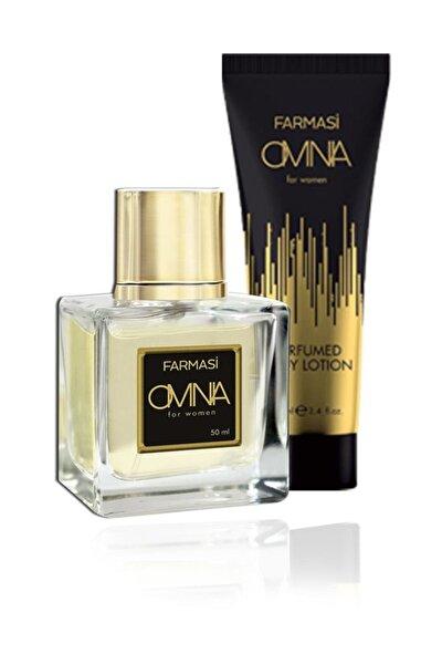 Omnia Edp 50 ml + Vücut Losyonu 100 ml Kadın Parfüm Seti 9502400099999