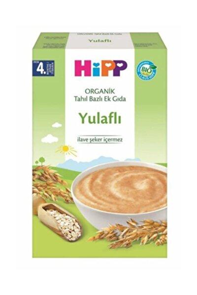 Organik Tahıl Bazlı Ek Gıda Organik Yulaflı 200 gr