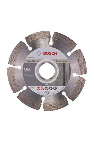 Standard For Concrete 115 Mm Elmas Kesme Diski - 2608602196