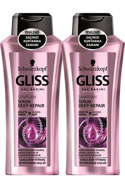 Serum Deep Repair Şampuan 360 ml X 2 Adet
