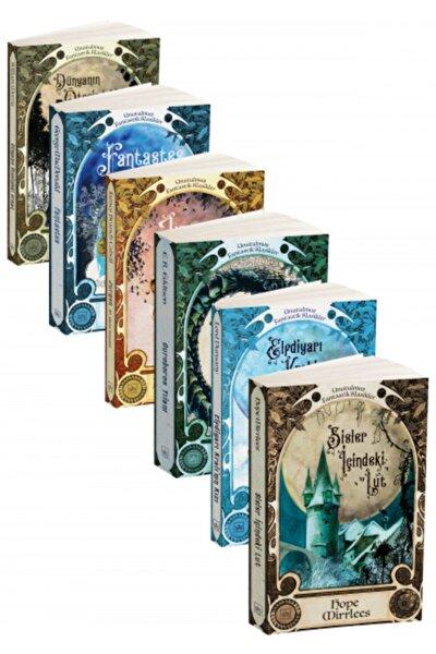Unutulmuş Fantastikler 6 Kitap Takım