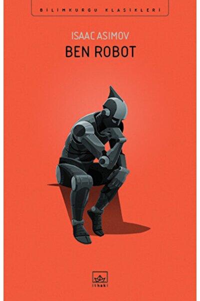 ben robot-Isaac Asimov