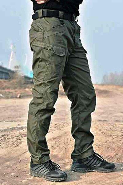 Erkek Haki Taclite Pro Ripstop Model Pantolon 5.11
