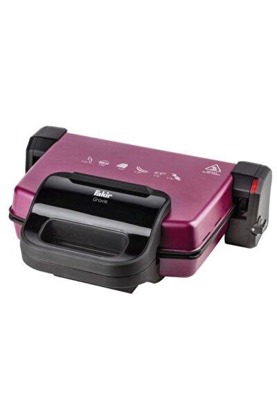 Gravis 1800W Tost Makinası Violet