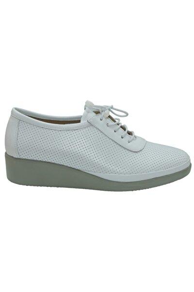 Kadın Beyaz Casual Ayakkabı 0Y2FA57322