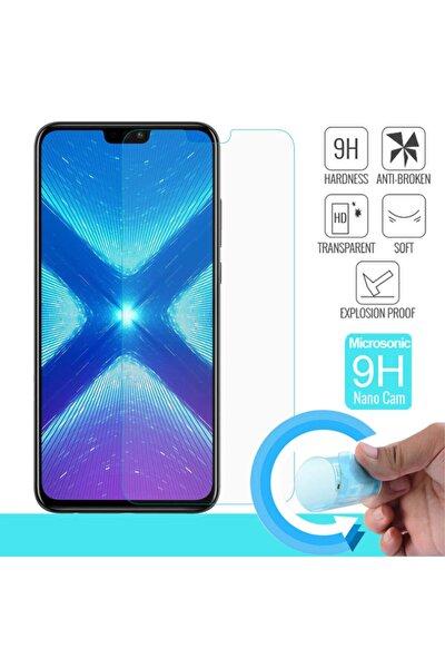Huawei Honor 8x Nano Cam Ekran Koruyucu