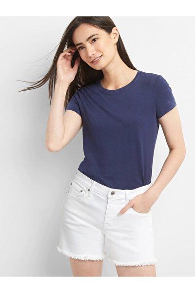 Kadın Vintage Kısa Kollu T-shirt