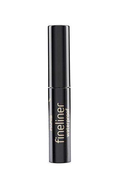 Fineliner Waterproof - Suya Dayanıklı Siyah Likit Eyeliner
