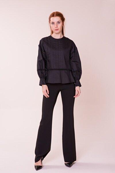 Kadın Siyah Bluz M18KBX04211NB