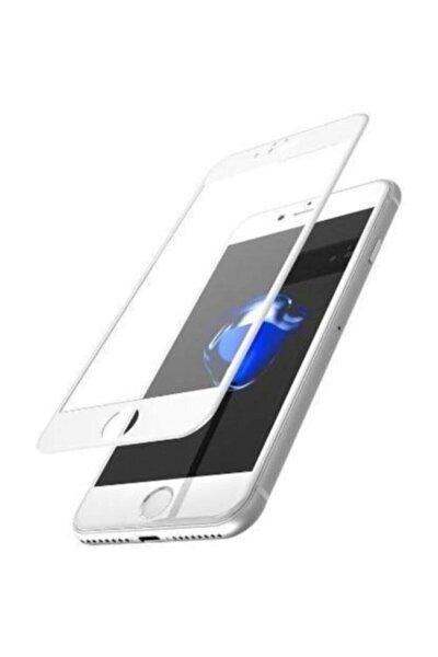 Iphone 6 / 6s Uyumlu Kavisli 21d Ekran Koruyucu Kırılmaz Cam