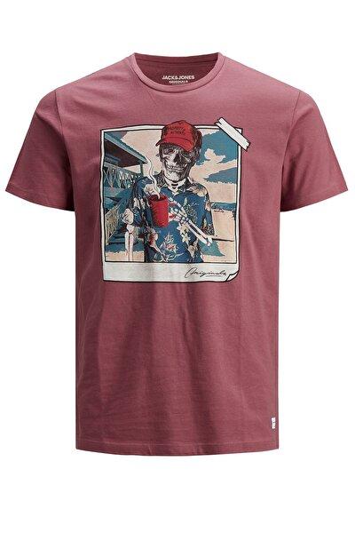 Erkek Kuru Kafa Pamuklu Tshirt - 12188286