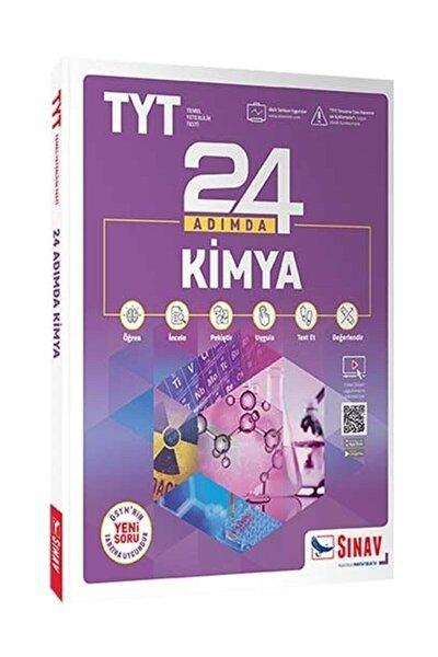 ?sınav Yayınları Tyt Kimya 24 Adımda Konu Anlatımlı Soru Bankası