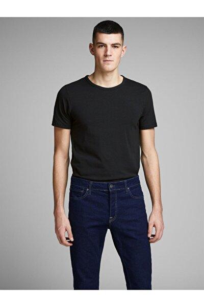 Jack&jones Jjebasic O-neck Tee S/s Noos Erkek T-shirt-12058529