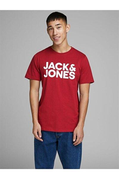 Jack&jones Jjecorp Logo Tee Ss O-neck Noos Erkek T-shirt-12151955