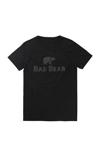 Tee Os Siyah Kısa Kollu Tişört