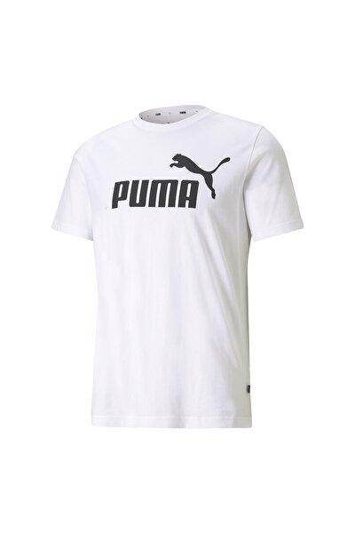 ESS LOGO TEE Beyaz Erkek T-Shirt 101085573