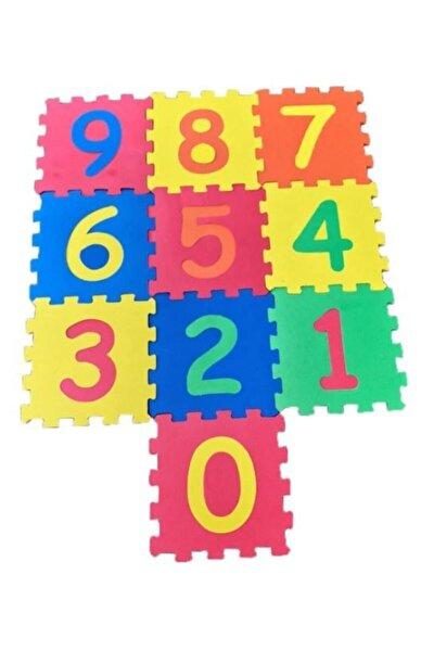 Eva Puzzle Mat Rakamlar 33x33 10 Mm