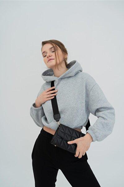 Kolon Askılı Baget Çanta Brenda Siyah