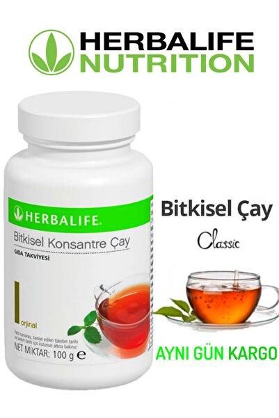 100gr Bitkisel Konsantre Aromalı Çay (Klasik)