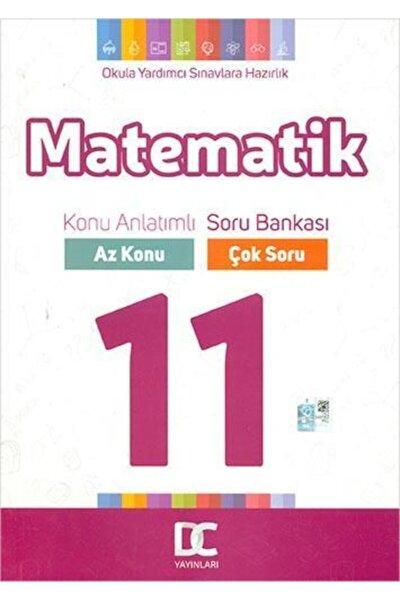11.sınıf Matematik Az Konu Çok Soru Dc Yayınları
