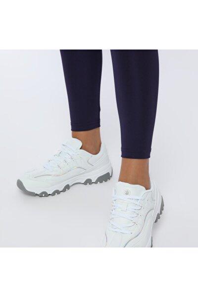 DONATELLA Beyaz Kadın Sneaker Ayakkabı 100566961