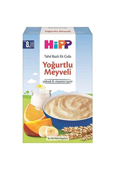 Organik Sütlü Yoğurtlu Meyveli Ek Gıda 250 gr +8 Ay