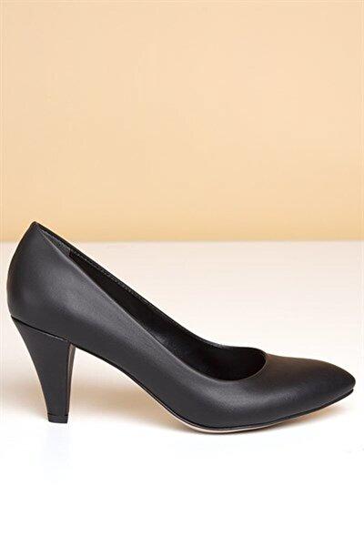 PC-50178 Siyah Kadın Ayakkabı