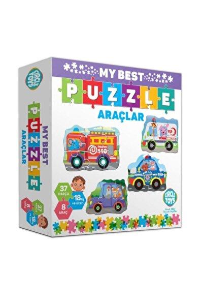 My Best Puzzle Araçlar Yapboz
