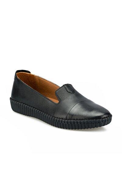 91.111105.Z1FX Siyah Kadın Comfort Ayakkabı 100911534