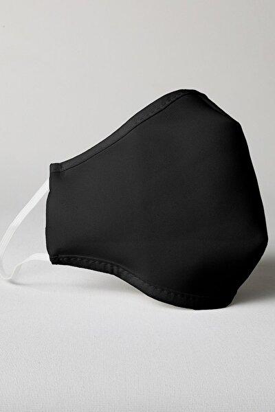 Siyah Tekli Maske S-m
