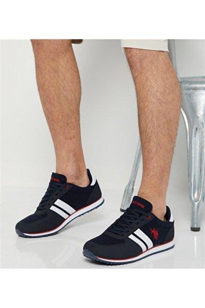 Us Polo Assn. Plus 1fx Yaz Erkek Navy Günlük Spor Ayakkabı V2