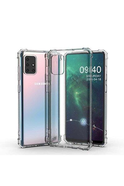 Galaxy M51 Kılıf Nitro Anti Shock Silikon