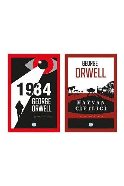 1984 Ve Hayvan Çiftliği - George Orwell - Maviçatı Yayınları