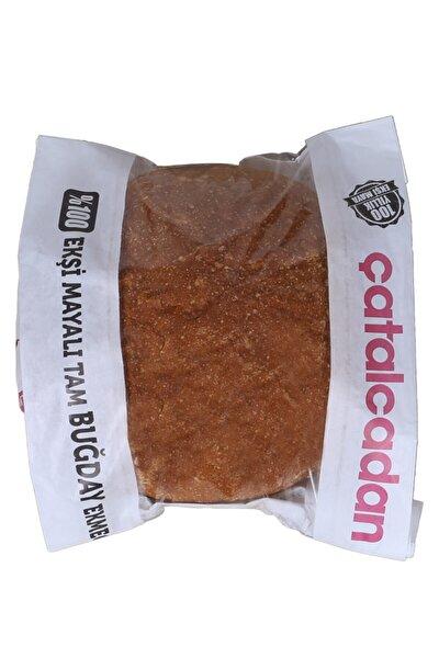 Ekşi Mayalı Tam Buğday Ekmeği 700 G