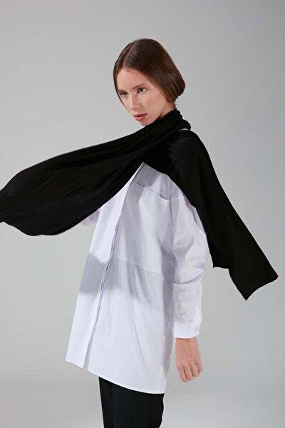 Penye Şal (Siyah)