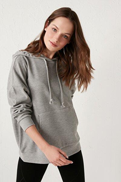 Kadın Antrasit  Sweatshirt