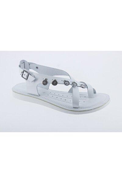 Kadın Beyaz Sandalet 20980209