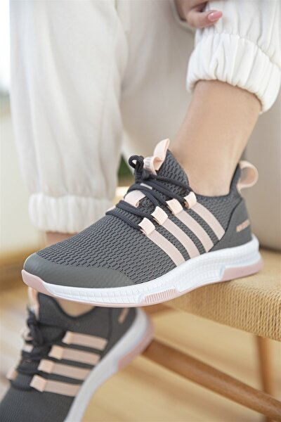 Kadın Streç Triko Spor Ayakkabı