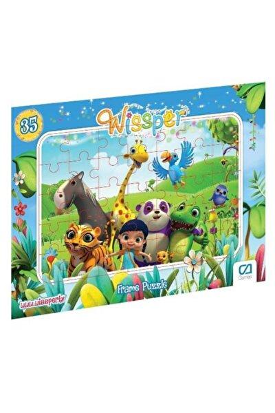 Wissper 35 Parça Frame Puzzle Ca-5063