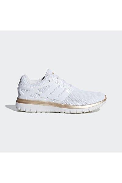 Energy Cloud V Beyaz Beyaz Dore Kadın Koşu Ayakkabısı 100409037